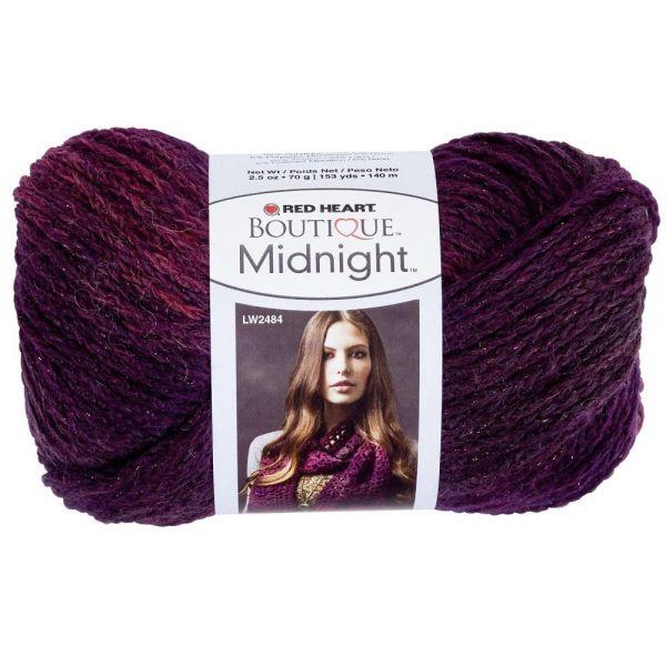 Red Heart Boutique Midnight Serenade Yarn