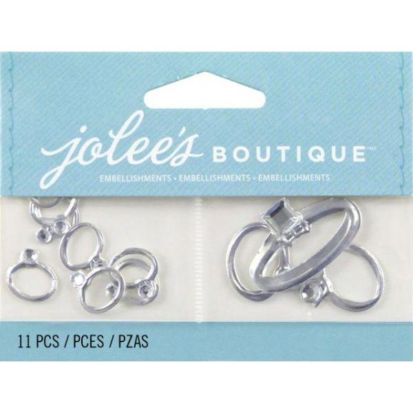 Jolee's Boutique Dimensional Embellishments 11/Pkg