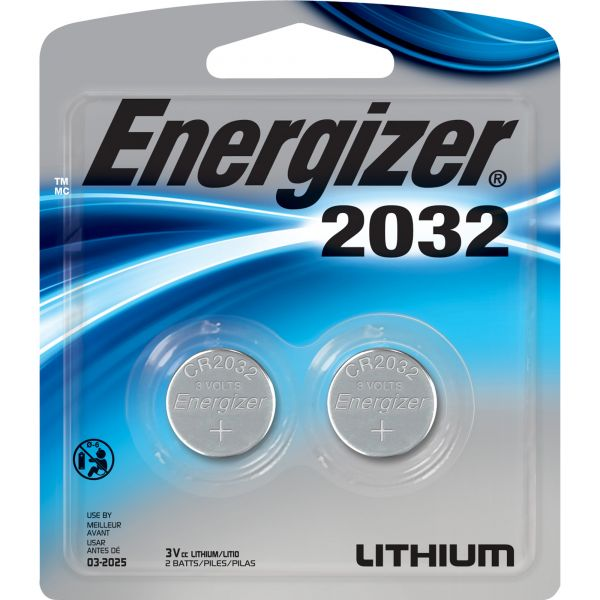 Energizer 2032 Watch/Electronic Battery