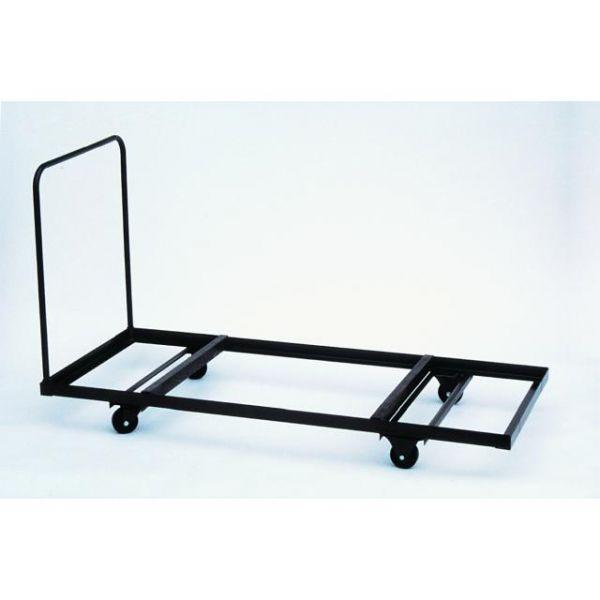 Correll Flat Rectangular Table Truck