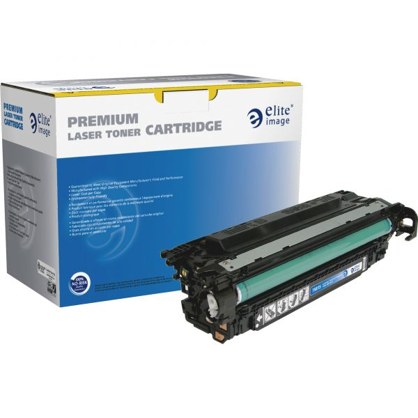 Elite Image Remanufactured HP 507A Black Toner Cartridge