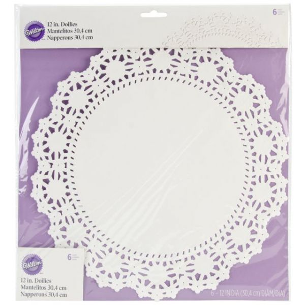 Greaseproof Doilies