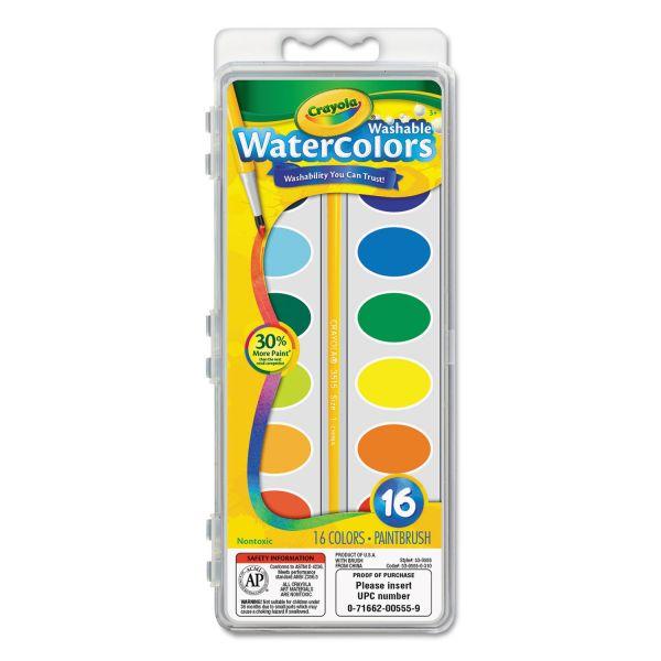 Crayola Washable Watercolors