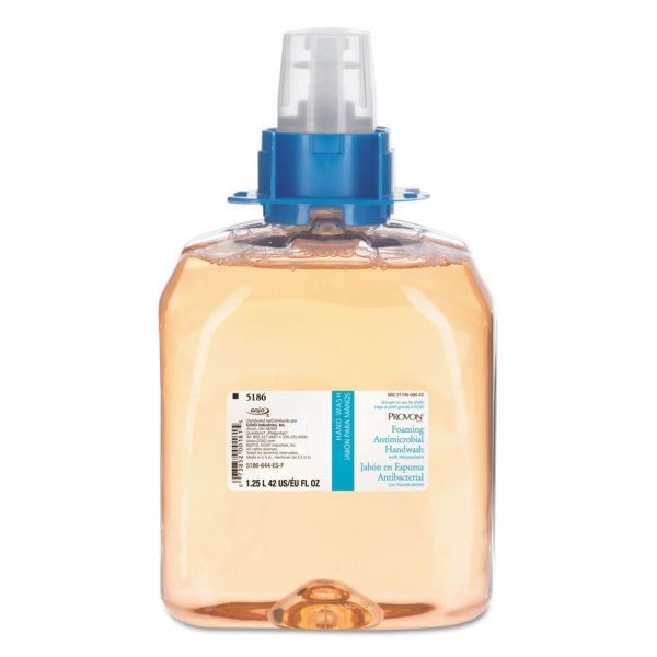 Provon FMX-12 Foaming Antimicrobial Hand Soap Refills