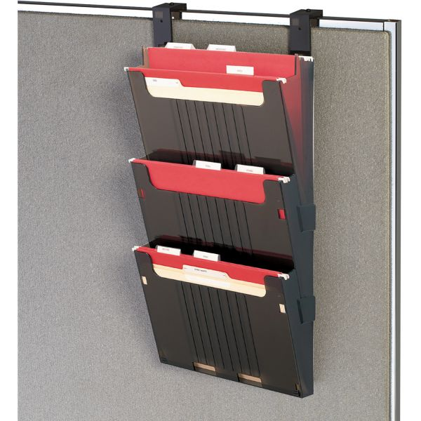Deflect-o Hanging Wall File Pockets