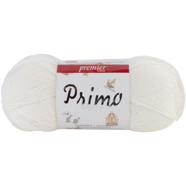 Premier Primo Yarn - White