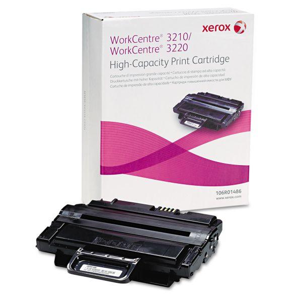 Xerox 106R01486 Black High Yield Toner Cartridge