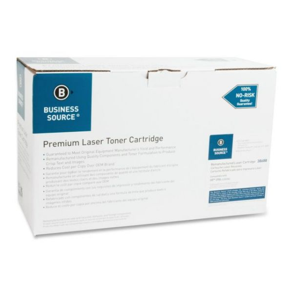 Business Source Remanufactured HP 09A (C3909A) Toner Cartridge