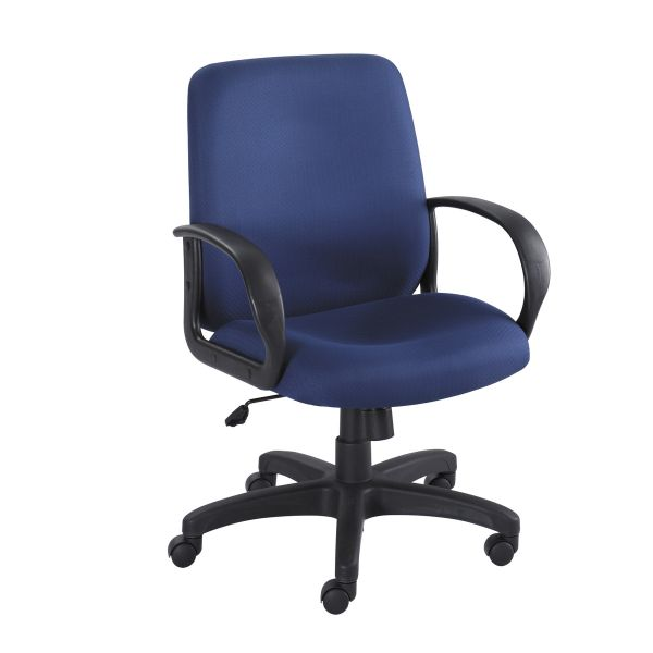 Safco Poise Collection Executive Mid-Back Office Chair