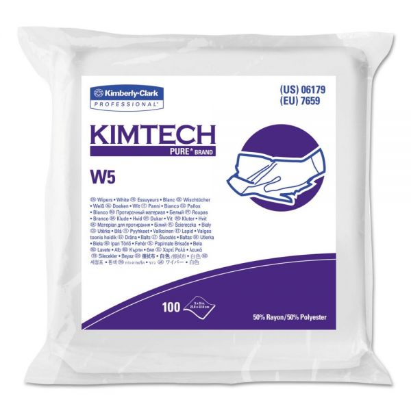 Kimtech* W5 Critical Task Wipers