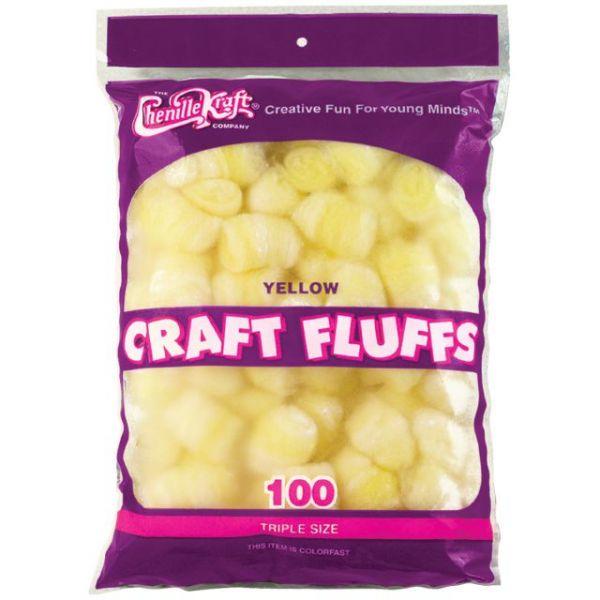 Craft Fluffs 4oz 100/Pkg