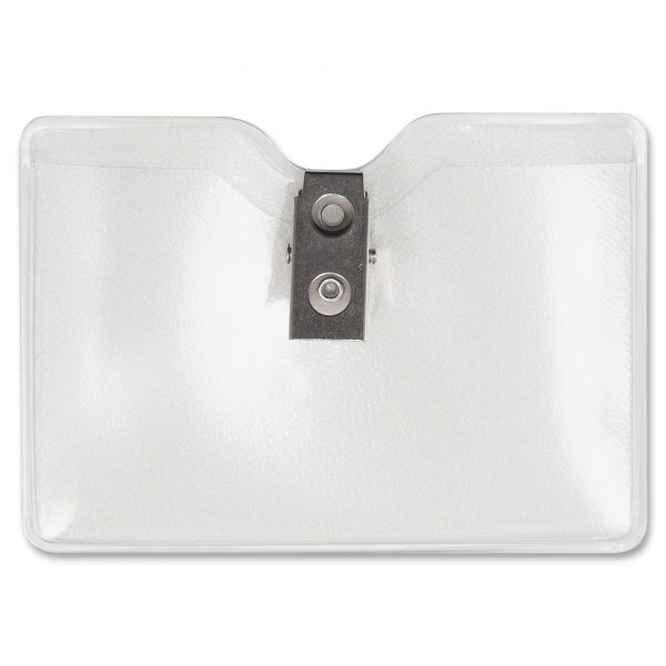 Advantus Security ID Horizontal Badge Holders