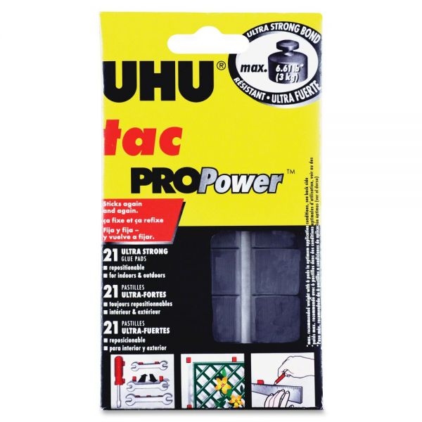 UHU Tac ProPower Removable Adhesive Putty