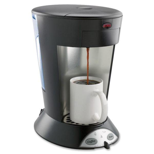 BUNN My Cafe Pourover Commercial Grade Coffee/Tea Pod Brewer