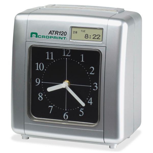 Acroprint Wall Mountable Electronic Time Clock