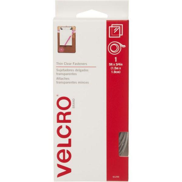 "VELCRO(R) Brand Thin Fasteners Tape 3/4""X5'"
