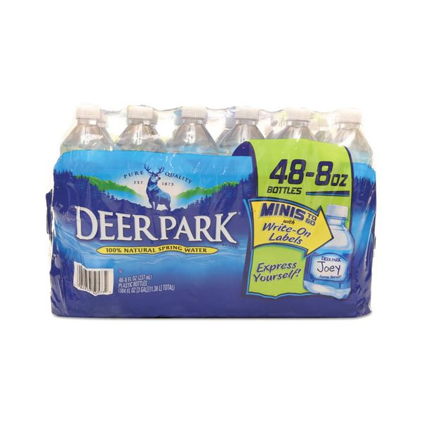 Deer Park Natural Spring Bottled Water