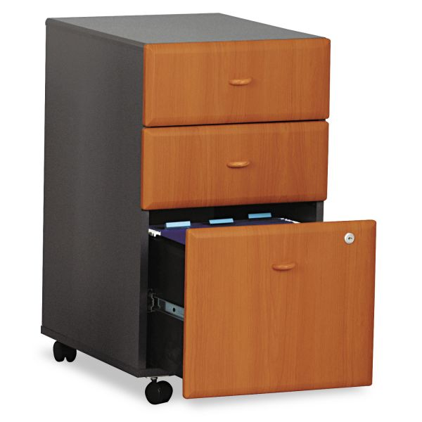 bbf Series A Three Drawer Vertical File Cabinet  by Bush Furniture
