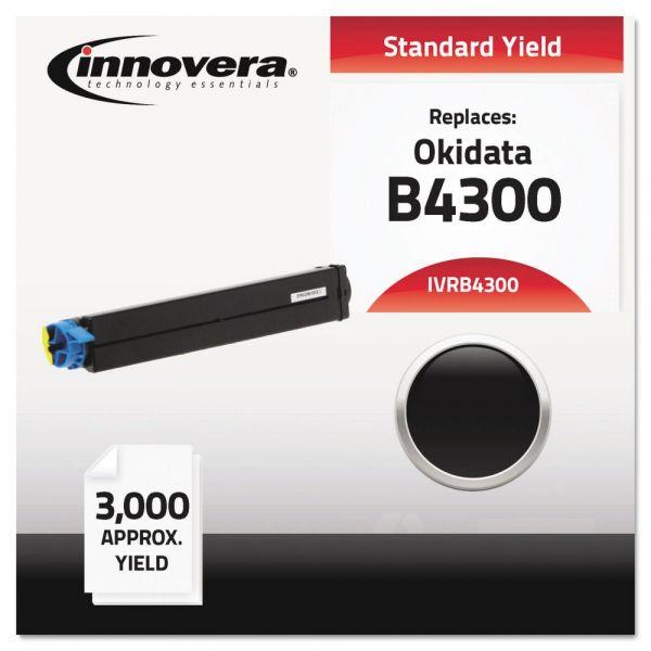 Innovera Remanufactured Okidata B4300 Toner Cartridge
