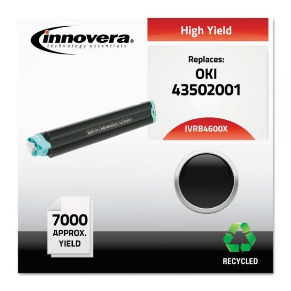 Innovera Remanufactured Oki B4600X (B6400) High-Yield Toner Cartridge