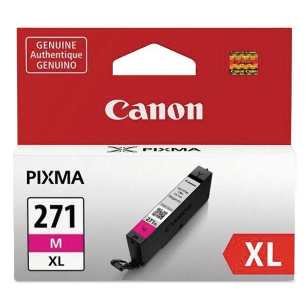 Canon CLI-271XL High Yield Magenta Ink Cartridge (0338C001)