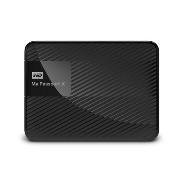 My Passport X 2TB portable gaming drive for Xbox One (USB 3.0)