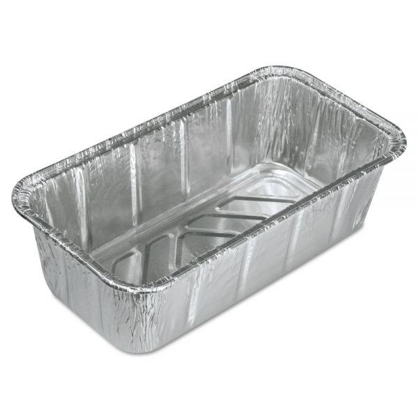 Handi-Foil of America #2 Loaf Takout Aluminum Baking Pan