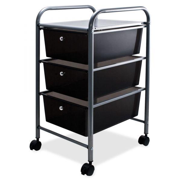 Advantus 3-Drawer Mobile Organizer