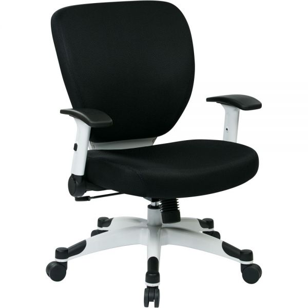 Office Star Space Seating Deluxe Mesh Task Chair