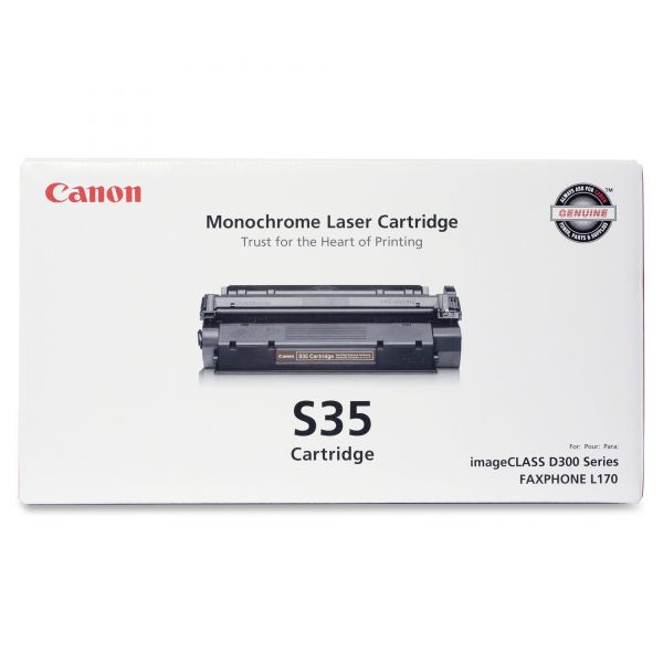 Canon S35 Black Toner Cartridge