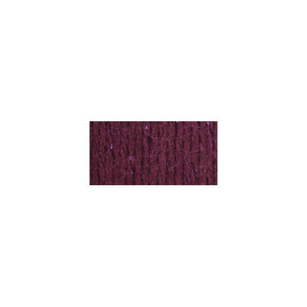 Bernat Satin Sparkle Yarn - Amethyst
