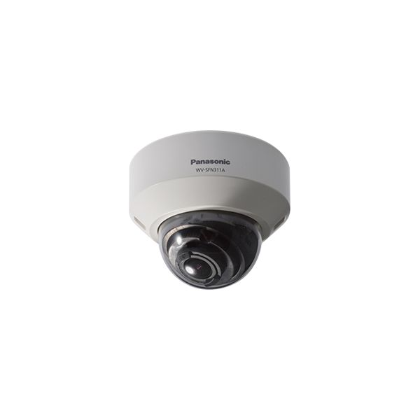 Panasonic i-PRO SmartHD WV-SFN311A 2 Megapixel Network Camera - 1 Pack - Color, Monochrome