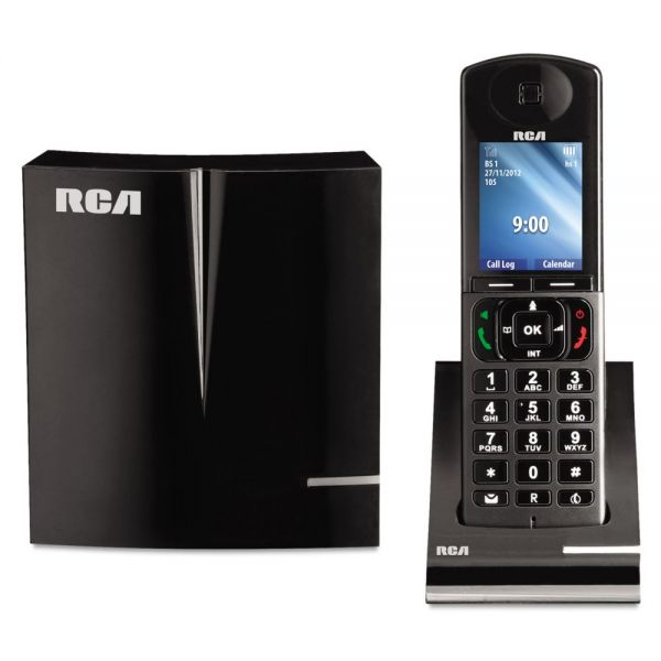 RCA IP160S Six-Line DECT Cordless VoIP Phone System