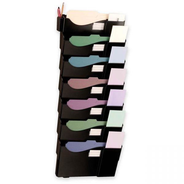 OIC Grande Central Wall File Pockets