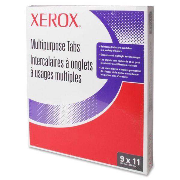 Xerox Copier Index 5-Tab Dividers