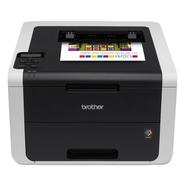 Brother HL-3170CDW Digital Color Printer