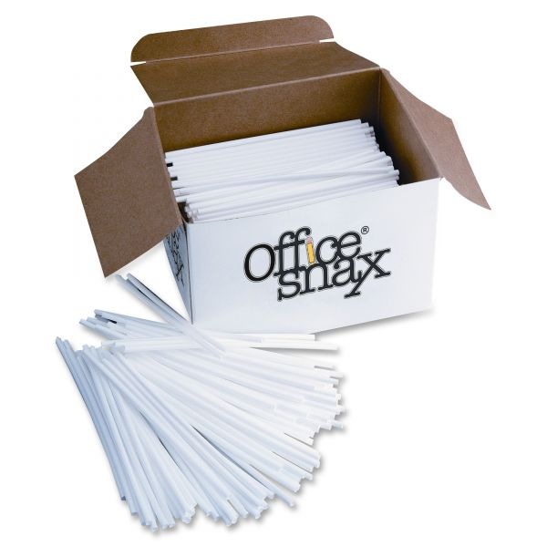 Office Snax Hot/Cold Stir Sticks