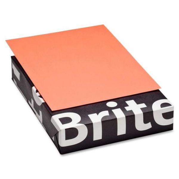 Mohawk Brite-Hue Colored Paper - Ultra Lava