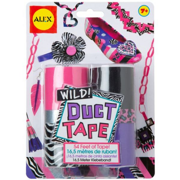 ALEX Toys Do-It-Yourself Wild Duct Tape Kit