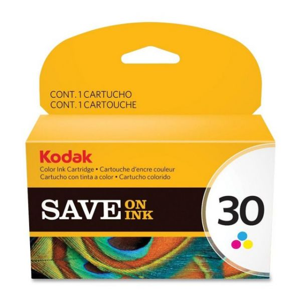 Kodak 30 Tri-Color Ink Cartridge (1022854)