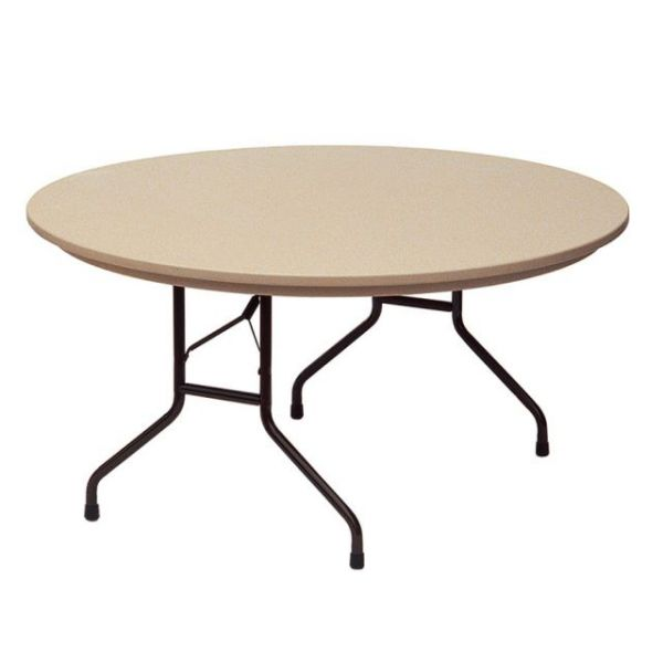 Correll RX60R Tamper-Resistant Folding Table