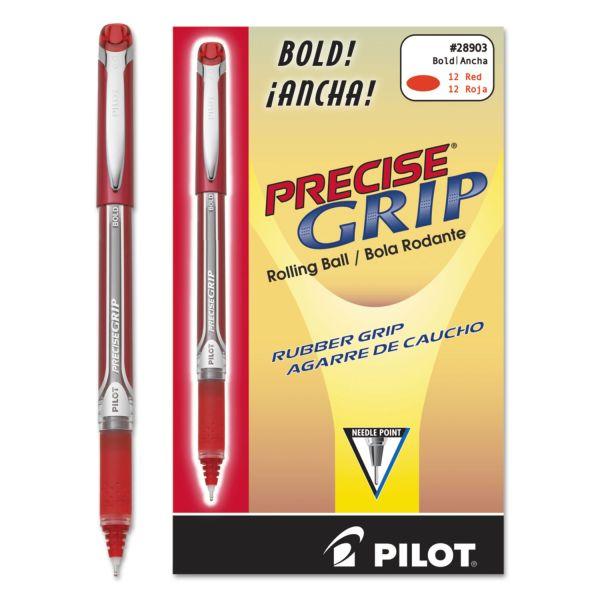 Pilot Precise Grip Rollerball Pen