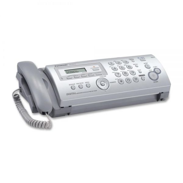 Panasonic Plain Ppr Fax/Copier w/Answering System