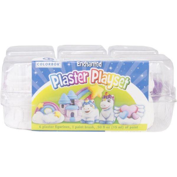 Plaster Playset