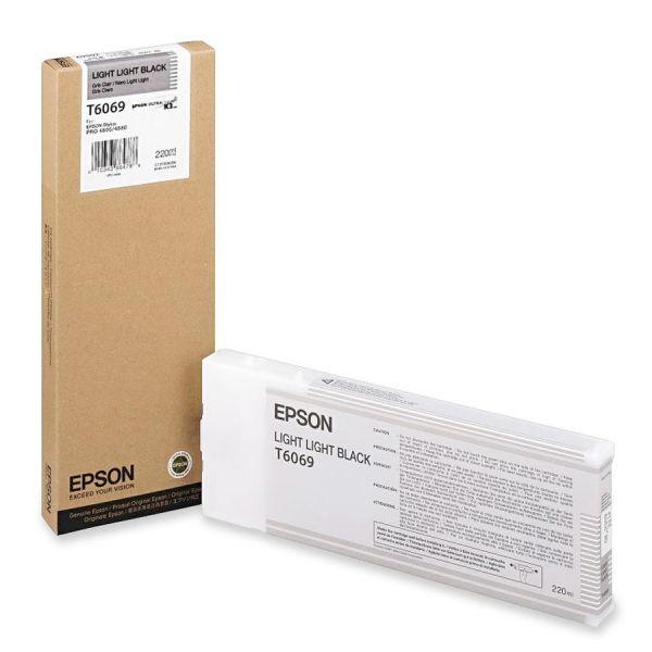 Epson T6069 Light Light Black Ink Cartridge
