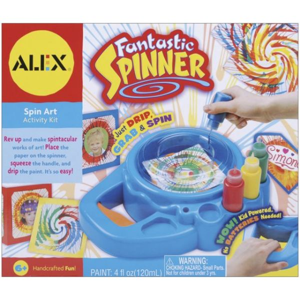 ALEX Toys Artist Studio Fantastic Spinner Kit