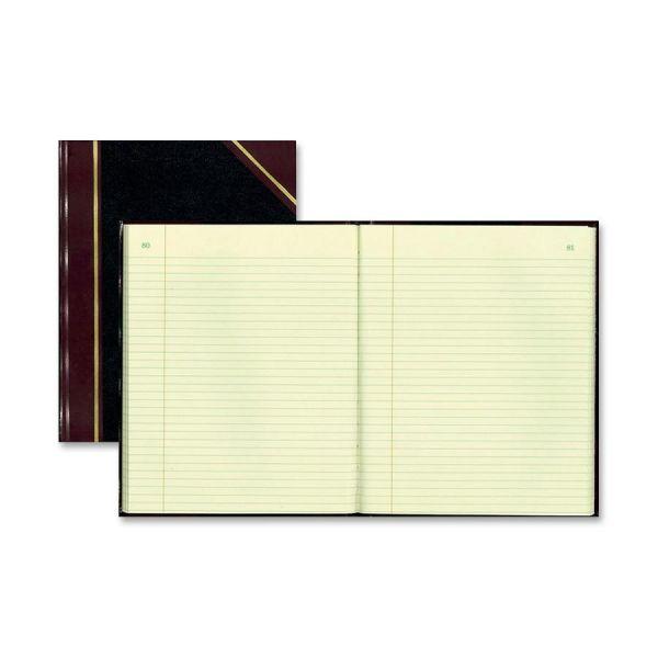 Rediform Black Texhide Cover Record Books