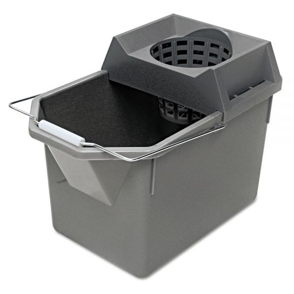 Rubbermaid Commercial Pail/Strainer Combination