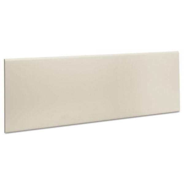 "HON 38000 Series Hutch Flipper Doors For 48""w Open Shelf, 48w x 15h, Light Gray"