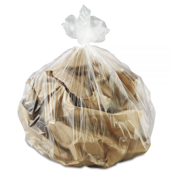 Jaguar Plastics Commercial 4 Gallon Trash Bags